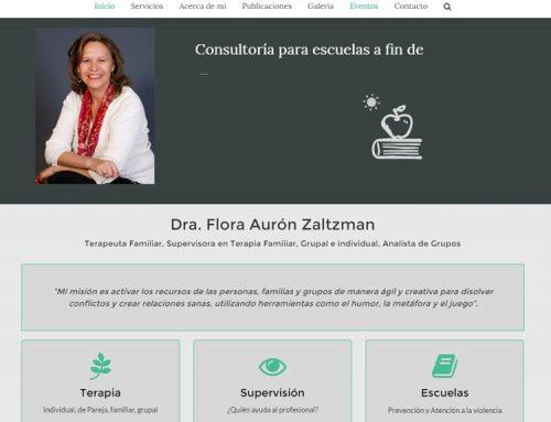 Dra. Flora Aurón