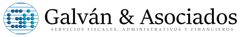 Logo horizontal Galván y Asociados