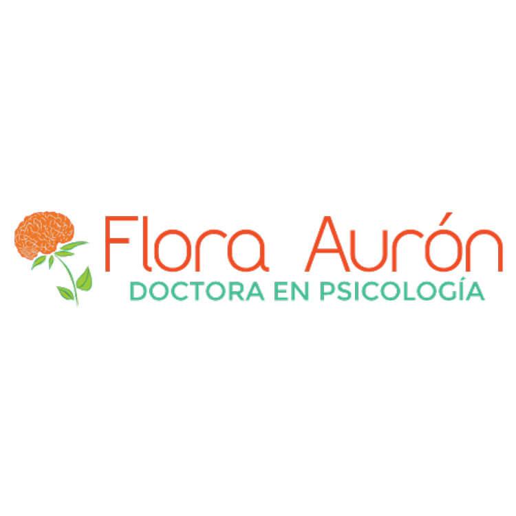 Logo de Flora Aurón