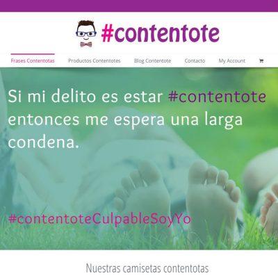 Contentote.com Screenshot