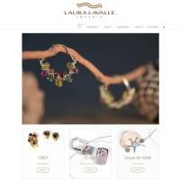Sitio Web Joyas Laura Lavalle