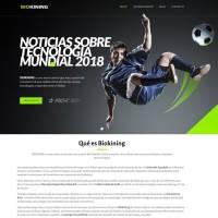 Biokining - Noticias sobre tecnología y futbol