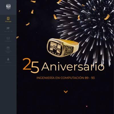 Ficomputación 25 aniversario