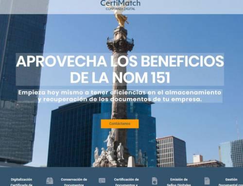 Certimatch Servicios de Confianza Digital